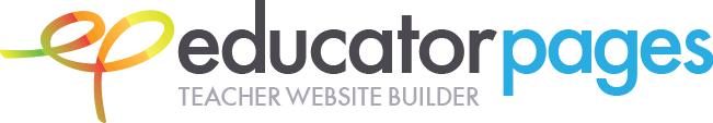 Educator Pages, Teacher Website Builder